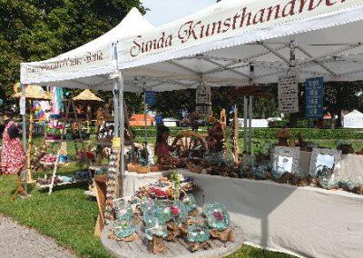 in Iffezheim-Gartenmesse August 2019