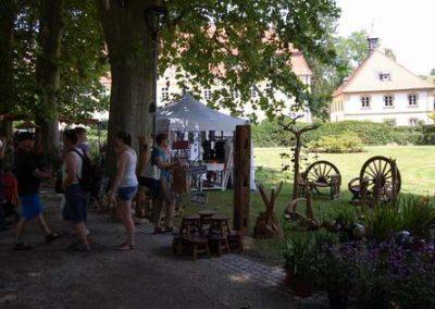 Gartenlust Angelbachtal Juli 2016